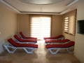 Rest room after Spa therapy