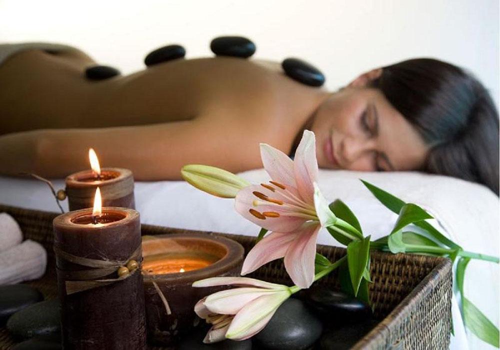 Hot Stone Massage Gocek Fethiye