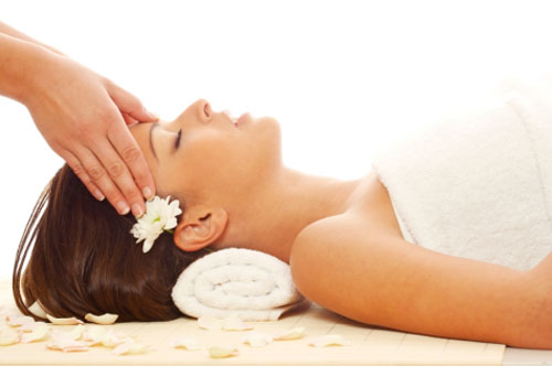 Gocek Afrodit Spa Head massage