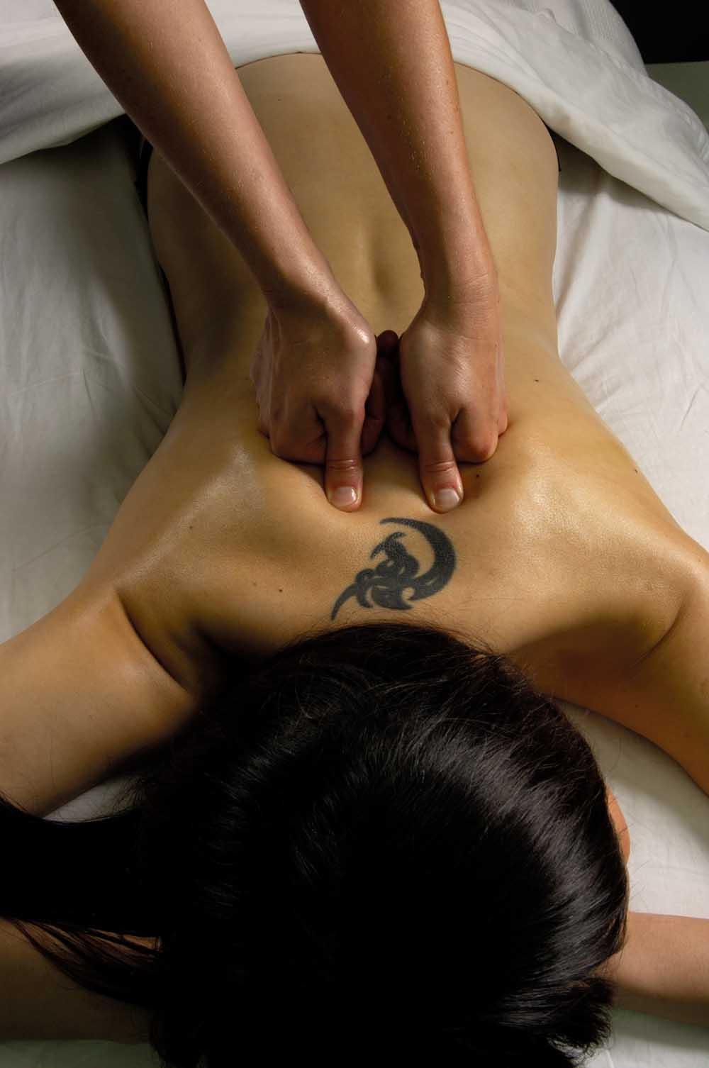 shiatsu massage in Gocek Hamam Afrodit Spa and Turkish bath