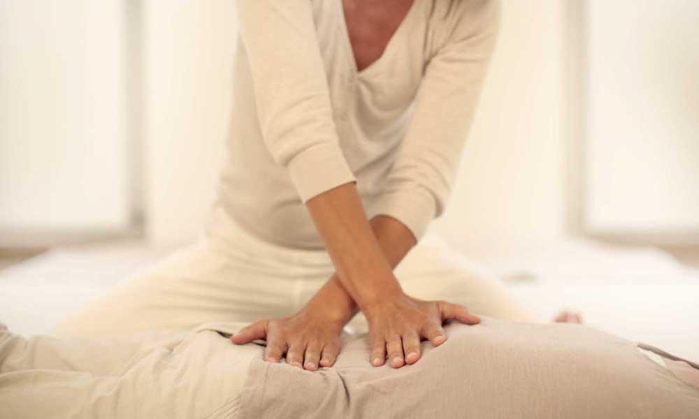 shiatsu massage in Gocek Hamam Afrodit Spa and Turkish bath 5