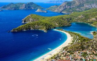 fethiye oludeniz beach blue lagoon